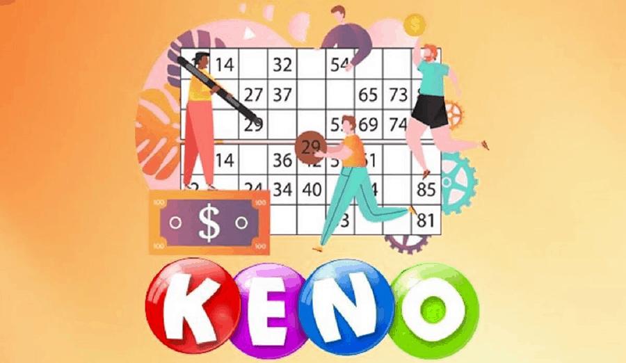 Các chiến thuật chơi game Keno giúp người chơi bách chiến bách thắng