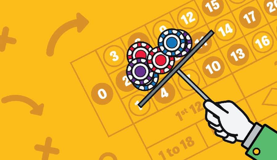 Roulette và những chiêu thức chơi đơn giản và hiệu quả