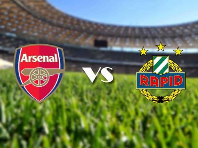 Soi kèo nhà cái Arsenal vs Rapid Wien, 4/12/2020 - Cúp C2 Châu Âu