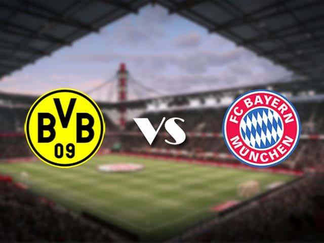 Soi kèo nhà cái Borussia Dortmund vs Bayern Munich, 8/11/2020 - VĐQG Đức [Bundesliga]