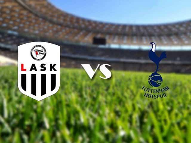 Soi kèo nhà cái LASK vs Tottenham Hotspur, 4/12/2020 - Cúp C2 Châu Âu