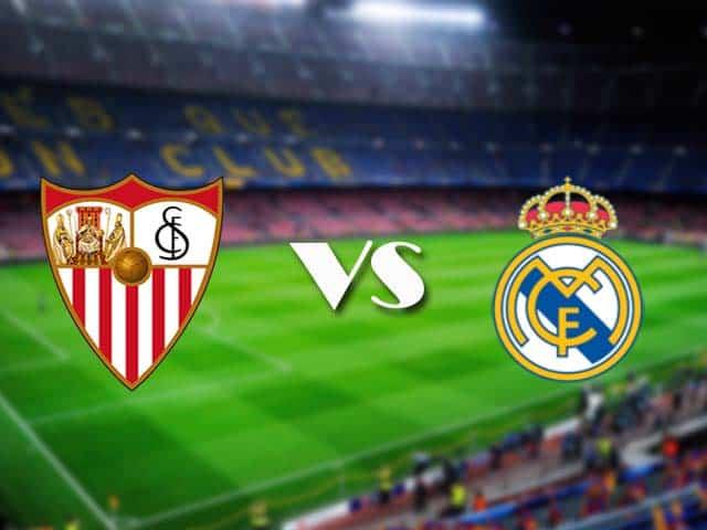 Soi kèo nhà cái Sevilla vs Real Madrid, 05/12/2020 - VĐQG Tây Ban Nha