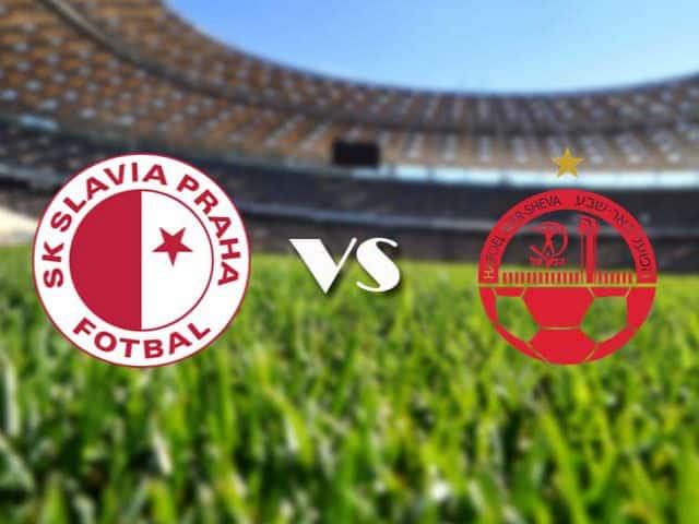 Soi kèo nhà cái Slavia Praha vs Hapoel Be'er Sheva, 4/12/2020 - Cúp C2 Châu Âu