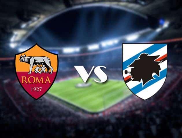 Soi kèo nhà cái AS Roma vs Sampdoria, 3/1/2021 - VĐQG Ý [Serie A]