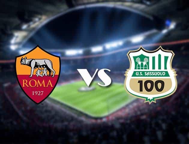 Soi kèo nhà cái AS Roma vs Sassuolo, 06/12/2020 - VĐQG Ý [Serie A]