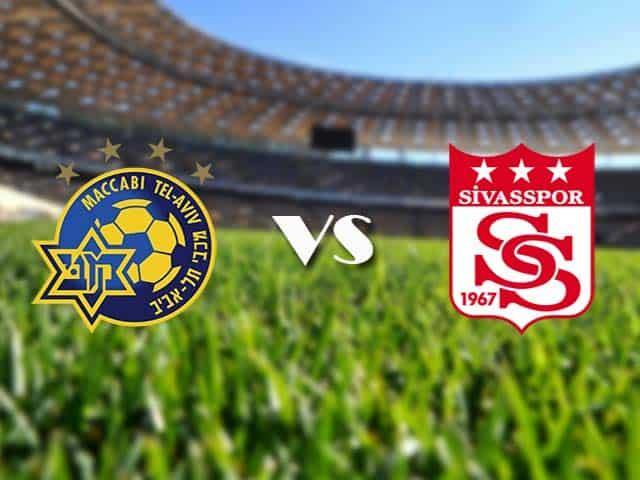 Soi kèo nhà cái Maccabi Tel Aviv vs Sivasspor, 11/12/2020 - Cúp C2 Châu Âu
