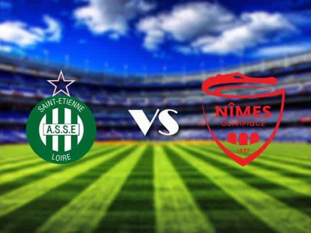 Soi kèo nhà cái St Etienne vs Nimes, 20/12/2020 - VĐQG Pháp [Ligue 1]