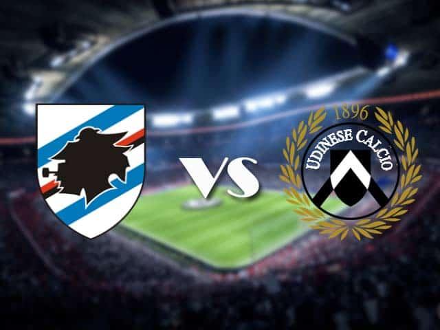 Soi kèo nhà cái Sampdoria vs Udinese, 17/1/2021 - VĐQG Ý [Serie A]