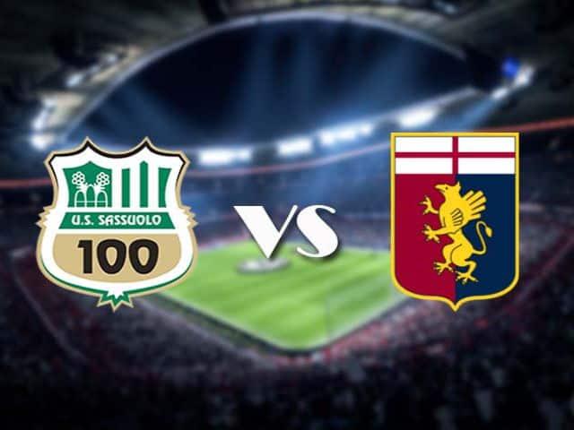 Soi kèo nhà cái Sassuolo vs Genoa, 6/1/2021 - VĐQG Ý [Serie A]