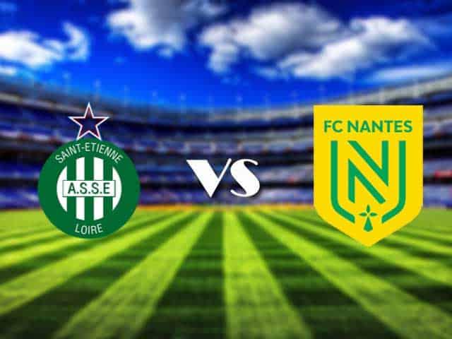 Soi kèo nhà cái St Etienne vs Nantes, 4/2/2021 - VĐQG Pháp [Ligue 1]