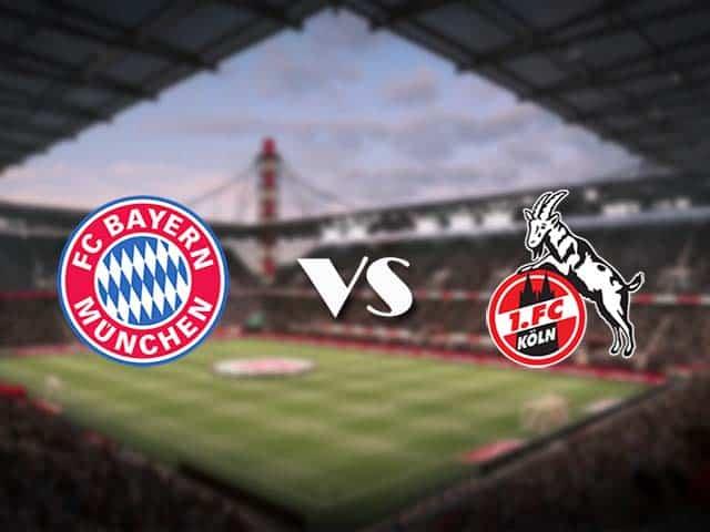 Soi kèo nhà cái Bayern Munich vs FC Koln, 27/2/2021 - VĐQG Đức [Bundesliga]