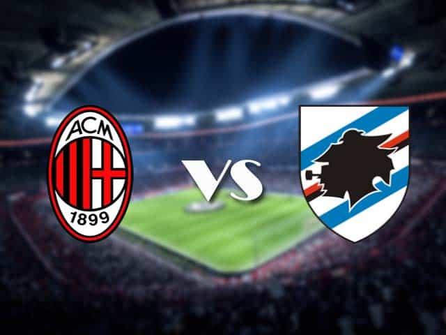Soi kèo nhà cái AC Milan vs Sampdoria, 3/4/2021 - VĐQG Ý [Serie A]