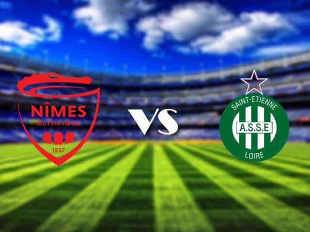 Soi kèo nhà cái Nimes vs St Etienne, 4/4/2021 - VĐQG Pháp [Ligue 1]