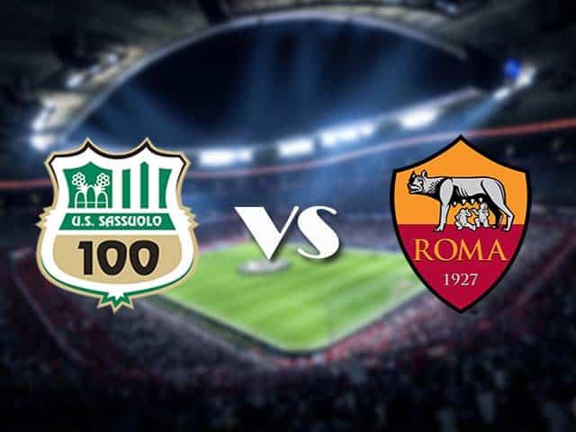 Soi kèo nhà cái Sassuolo vs AS Roma, 3/4/2021 - VĐQG Ý [Serie A]