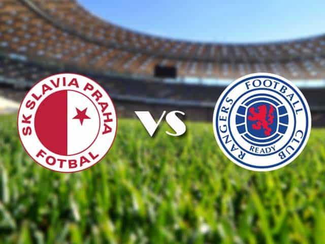 Soi kèo nhà cái Slavia Prague vs Rangers, 12/03/2021 - Europa League