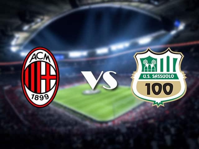 Soi kèo nhà cái AC Milan vs Sassuolo, 21/4/2021 - VĐQG Ý [Serie A]