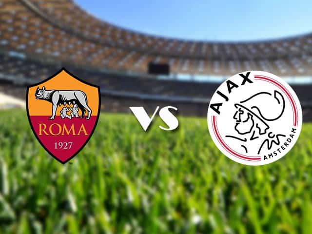 Soi kèo nhà cái AS Roma vs Ajax, 16/04/2021 - Europa League