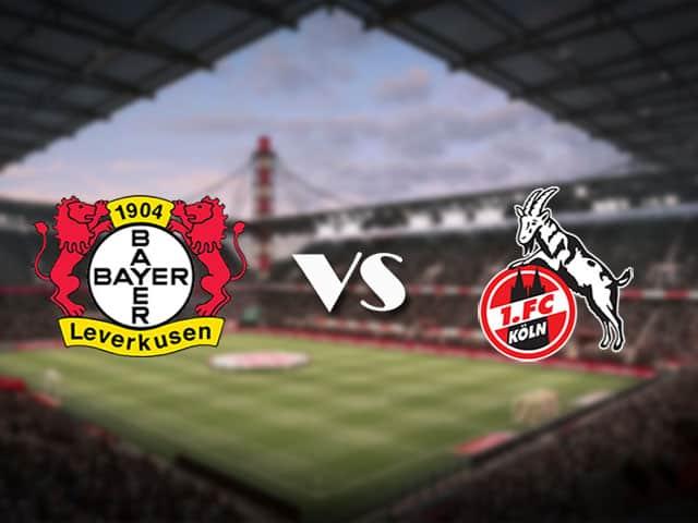 Soi kèo nhà cái Bayer Leverkusen vs FC Koln, 17/04/2021 - VĐQG Đức [Bundesliga]