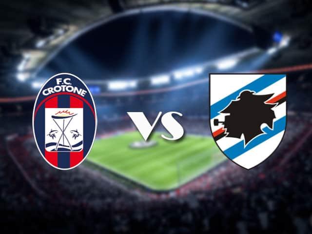 Soi kèo nhà cái Crotone vs Sampdoria, 22/4/2021 - VĐQG Ý [Serie A]
