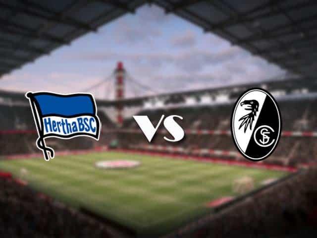 Soi kèo nhà cái Hertha Berlin vs Freiburg, 06/05/2021 - VĐQG Đức [Bundesliga]