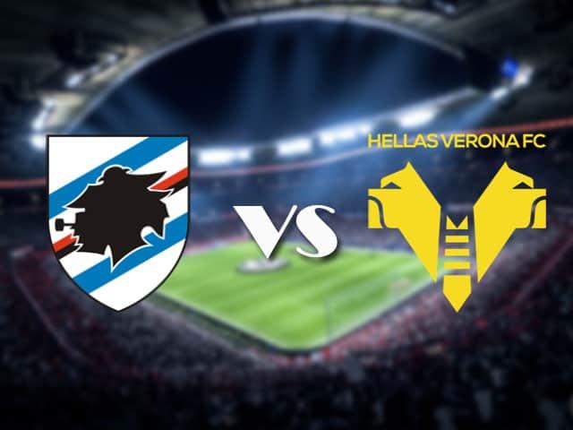 Soi kèo nhà cái Sampdoria vs Hellas Verona, 17/4/2021 - VĐQG Ý [Serie A]