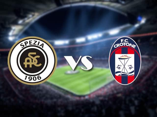 Soi kèo nhà cái Spezia vs Crotone, 10/4/2021 - VĐQG Ý [Serie A]