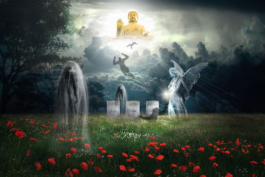 Giải mã giấc mơ thấy người chết? Mơ thấy người chết đánh con gì?