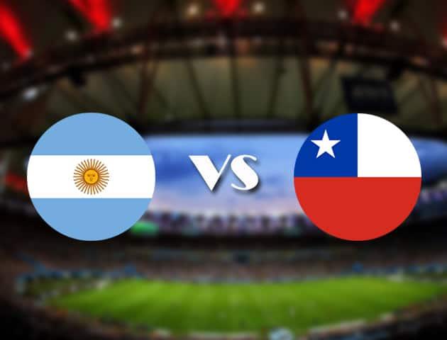 Soi kèo nhà cái Argentina vs Chile, 14/06/2021 - Copa America