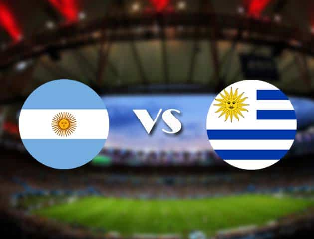 Soi kèo nhà cái Argentina vs Uruguay, 19/06/2021 - Copa America