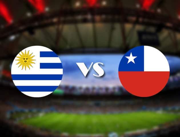 Soi kèo nhà cái Uruguay vs Chile, 22/06/2021 - Copa America