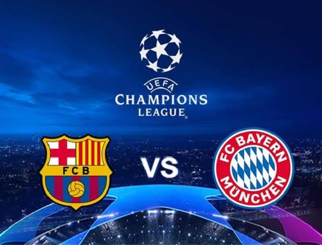 Soi kèo trận đấu Barcelona vs Bayern Munich, 15/09/2021 - Champions League