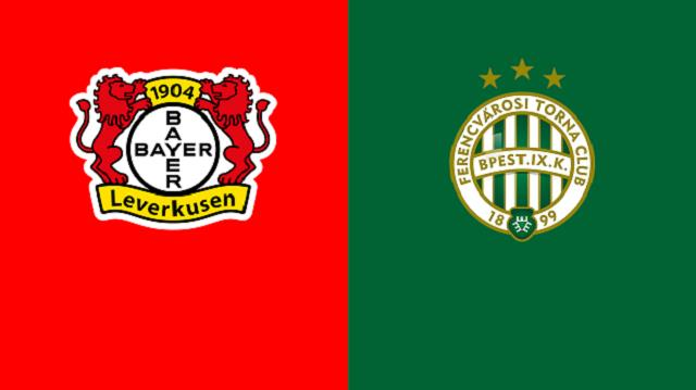 Soi kèo trận đấu Bayer Leverkusen vs Ferencvaros, 16/09/2021 - Europa League