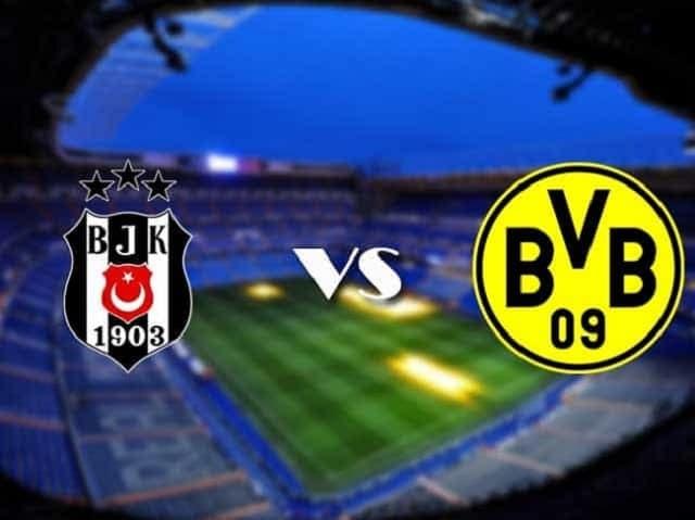 Soi kèo trận đấu Besiktas vs Dortmund, 15/09/2021 - Champions League