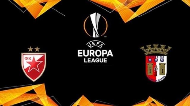 Soi kèo trận đấu Crvena zvezda vs Braga, 16/09/2021 - Europa League