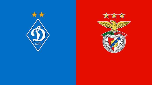 Soi kèo trận đấu Dynamo Kyiv vs Benfica, 15/09/2021 - Champions League