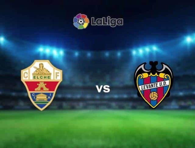 Soi kèo trận đấu Elche vs Levante, 18/09/2021 - VĐQG Tây Ban Nha