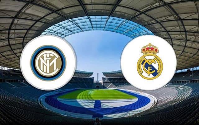 Soi kèo trận đấu Inter Milan vs Real Madrid, 16/09/2021 - Champions League