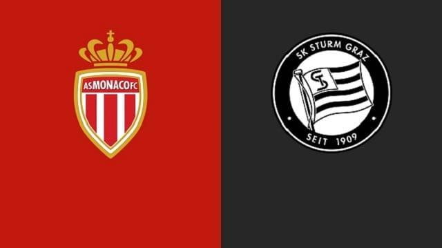 Soi kèo trận đấu Monaco vs Sturm Graz, 17/09/2021 - Europa League