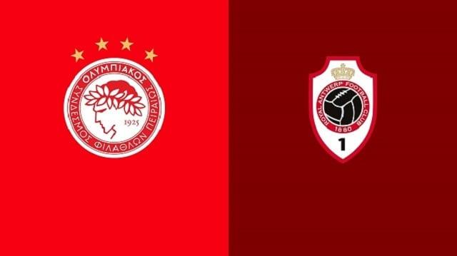 Soi kèo trận đấu Olympiakos Piraeus vs Antwerp, 17/09/2021 - Europa League