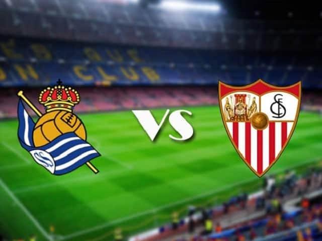 Soi keo tran dau Real Sociedad vs Sevilla 19 09 2021 VDQG Tay Ban Nha