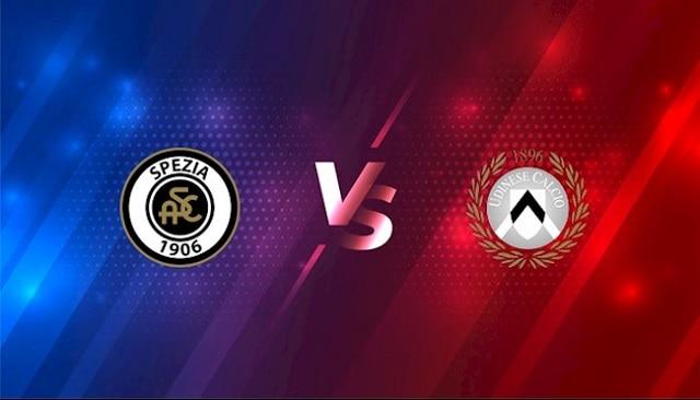 Soi kèo trận đấu Spezia vs Udinese, 12/09/2021 - VĐQG Ý [Serie A]