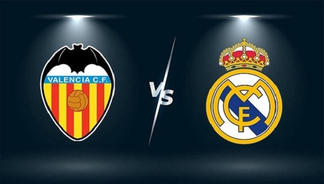 Soi kèo trận đấu Valencia vs Real Madrid, 20/09/2021 - VĐQG Tây Ban Nha